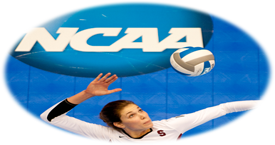 Volleyball universitaire aux USA