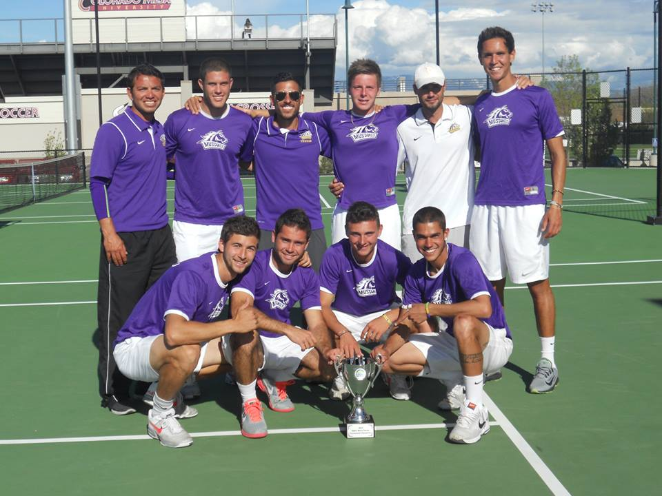 Champion Tennis Universitaire RMAC