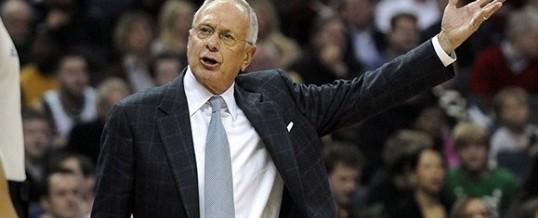 Basket NCAA : Larry Brown vers la NCAA