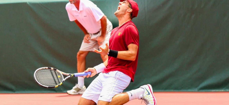 Interview Steve Johnson : de la NCAA à l'ATP Tour