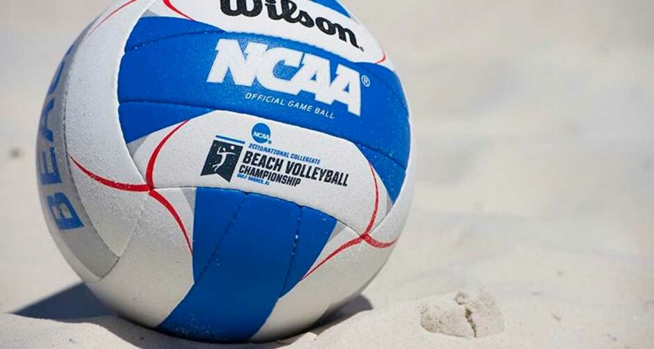Le beach volleyball, 90e championnat NCAA