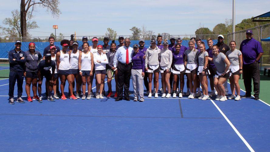 Alcorn State University Tennis Teams (2018-2019)
