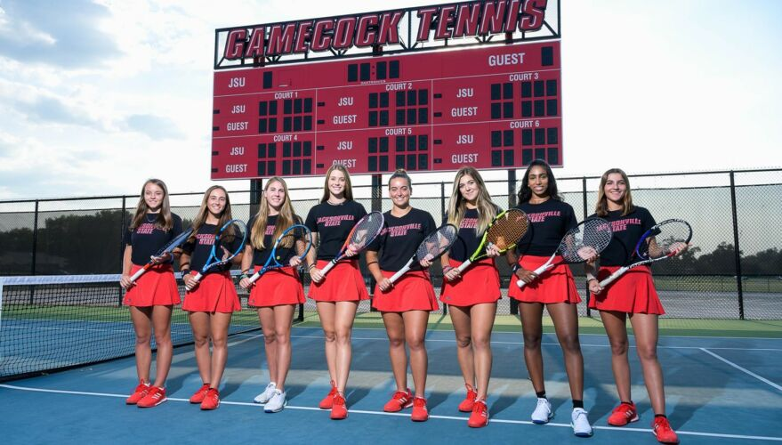 JSU Women's Tennis Team 2018/2019