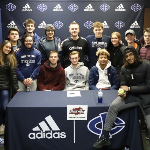 Signature du transfert pour Cumberland University
