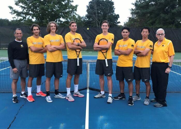West Liberty University Men's Tennis Team 2018/2019
