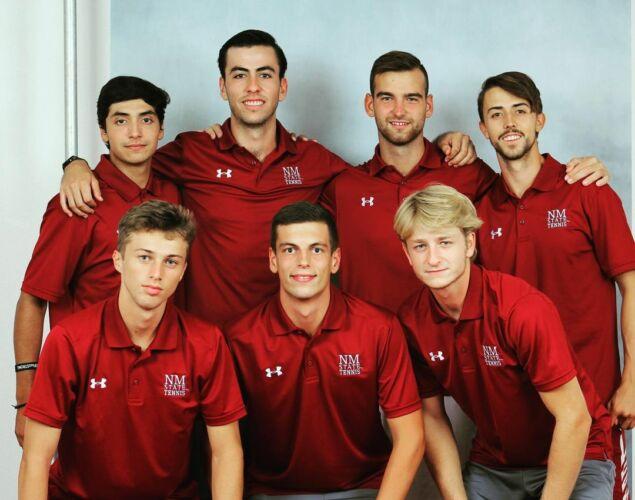 New Mexico State Men's tennis team 2019/2020
