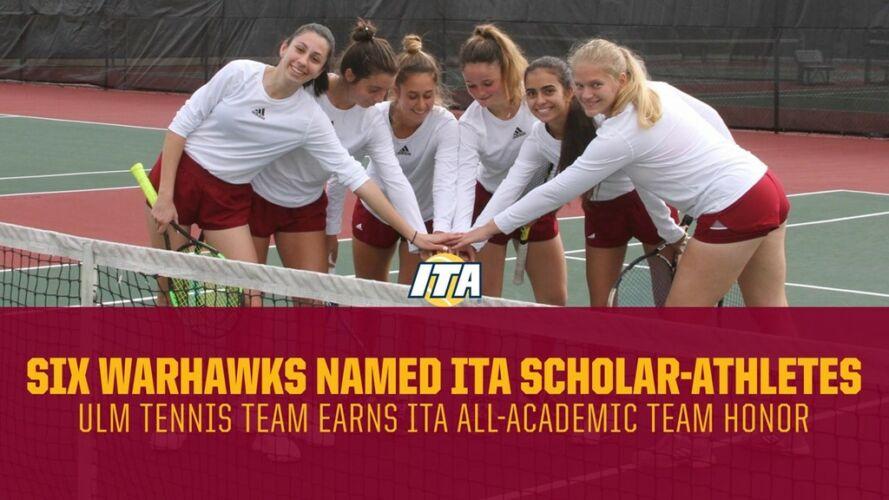 2019-2020 ITA Scholar Athlete