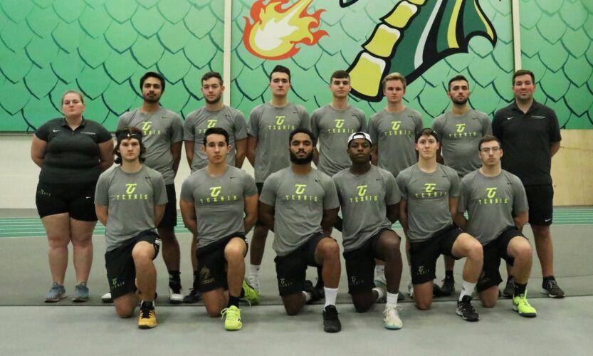 Tiffin University Men's Tennis Team 2019/2020