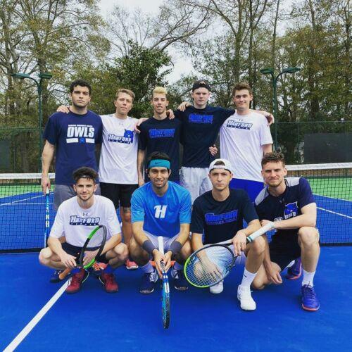 Harford Community College Men's Tennis Team 2019/2020