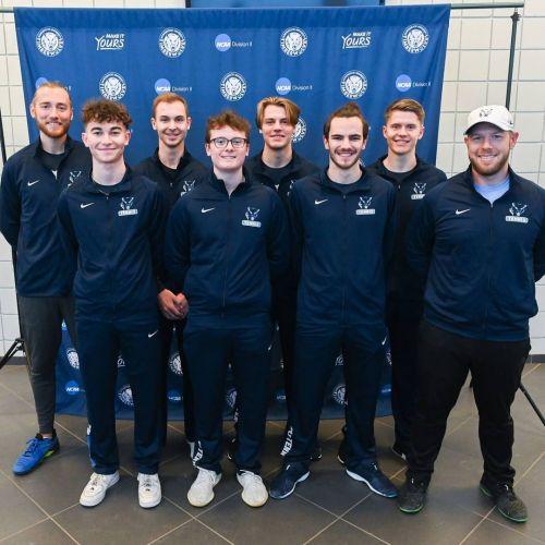 Northwood University Men's Tennis Team 2020/2021