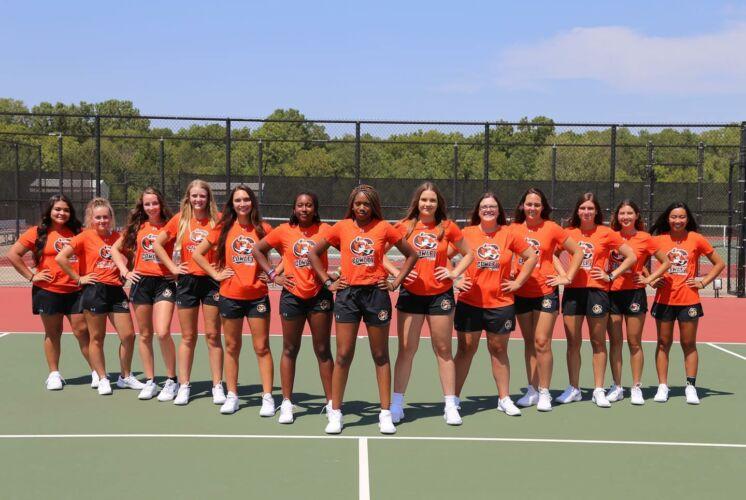 Cowley College Women's Tennis 2019-2020