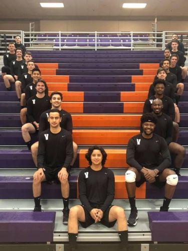 MVC Men's Volleyball Team 2020/2021