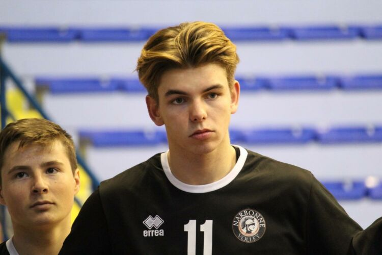 Thomas Fanic / Narbonne Volley