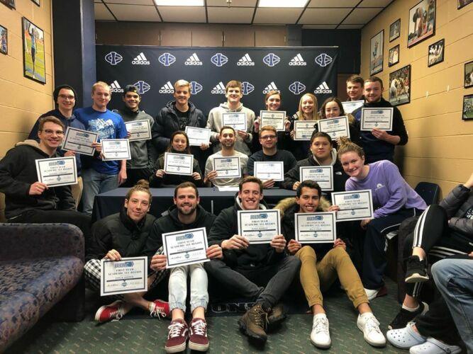 2020 ICCC First Team Academic All-Region