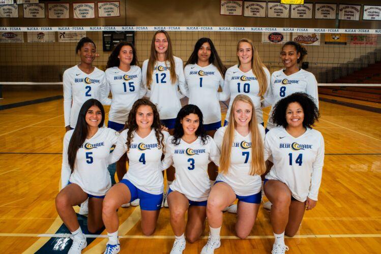FSCJ Women's Volleyball Team 2019/2020