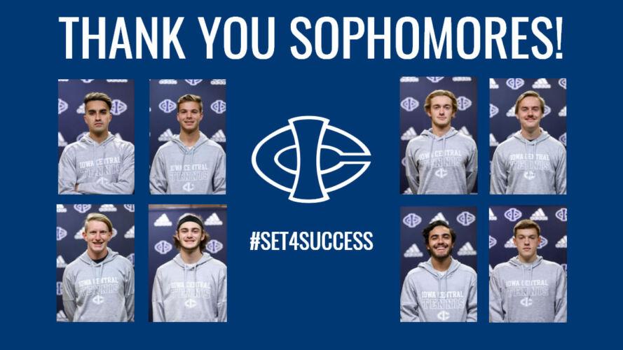 Thank you Sophomores !