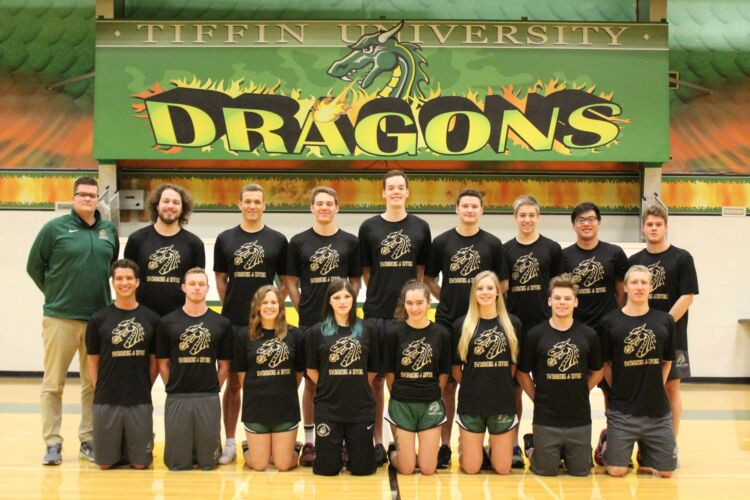 Tiffin University Swimming Teams 2018-2019