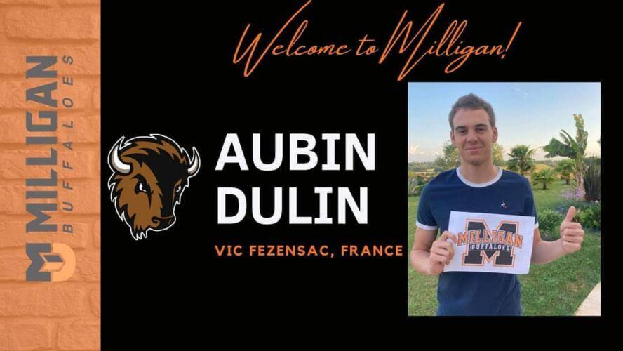 Transfert d'Aubin pour Milligan en NAIA