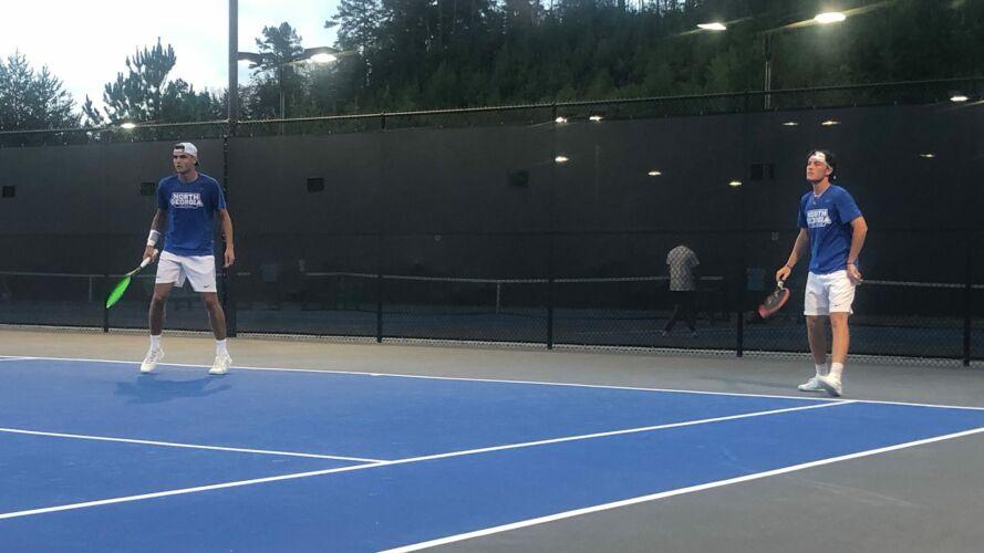 Victoire à l'UNG Tennis Fall Invitational