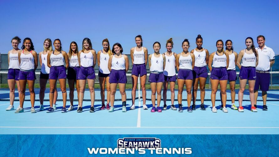 KU Women's Tennis Team 2020/2021