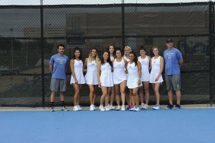 Angelo State Women's Tennis Team 2018/2019