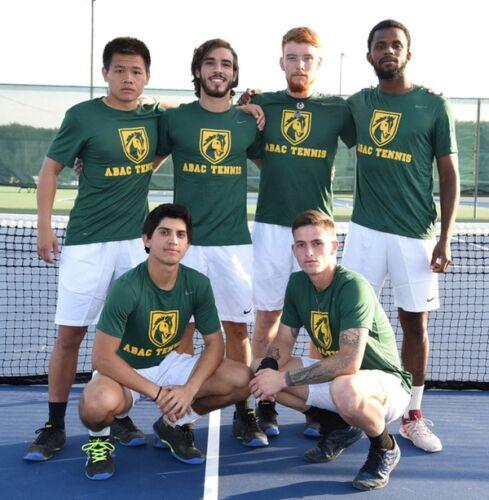 ABAC Men's Tennis Team 2018/2019