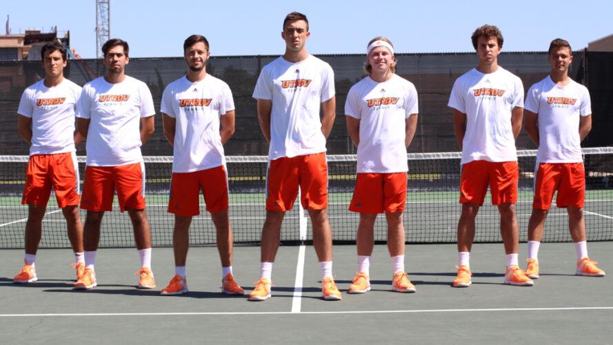 UTRGV Men's Tennis Team 2016-2017