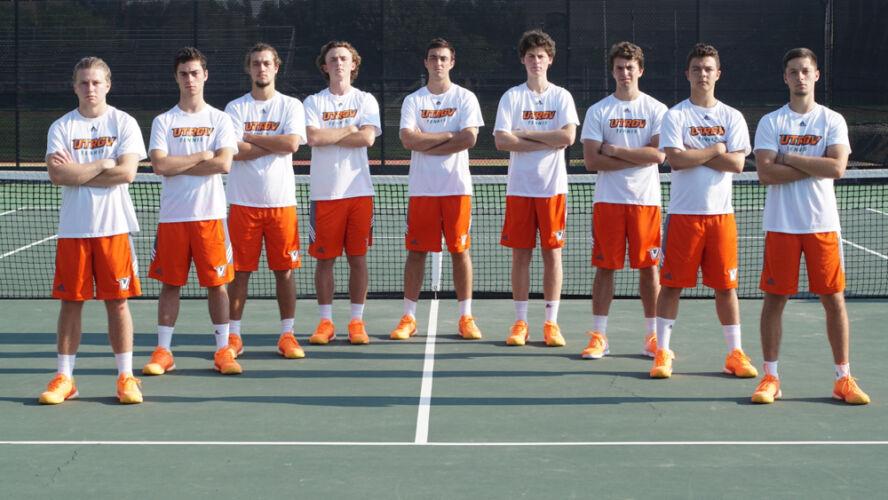 UTRGV Men's Tennis Team 2017-2018