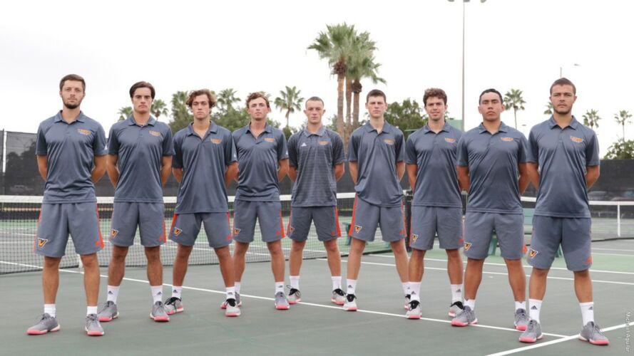 UTRGV Men's Tennis Team 2018-2019