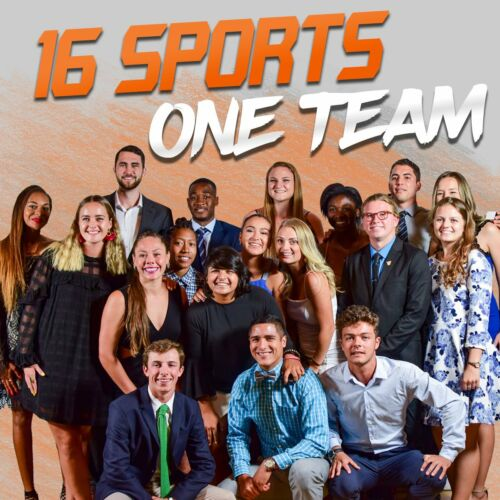 Promo du département Athletics : ONE TEAM