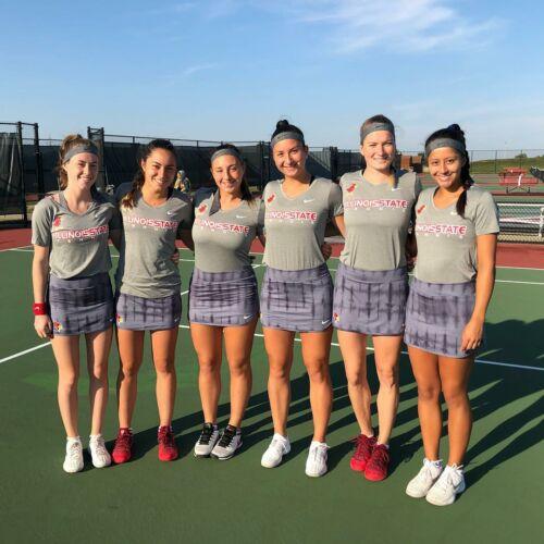ISU Women's Tennis 2018/2019