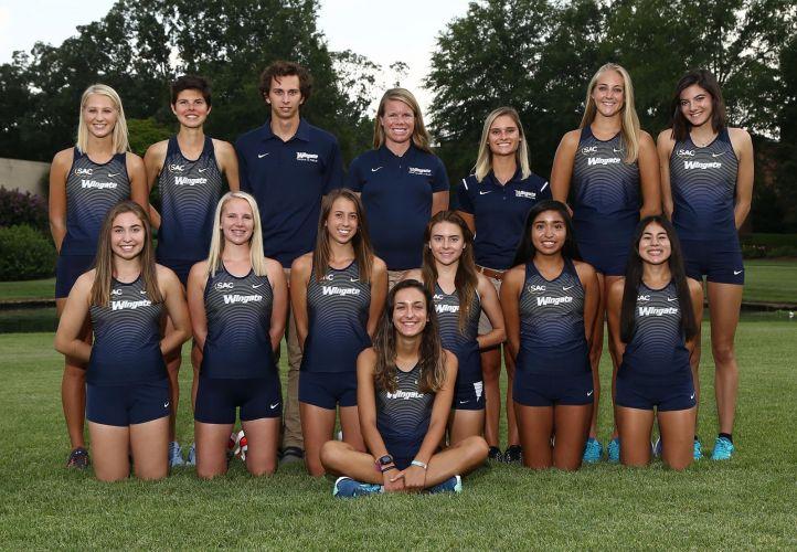 Wingate University Women's XC Team 2018-2019