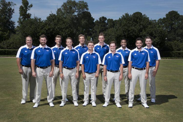 Louisiana Tech Men's Golf Team 2017-2018