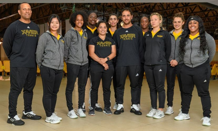 XULA Women's Tennis Team 2017-2018