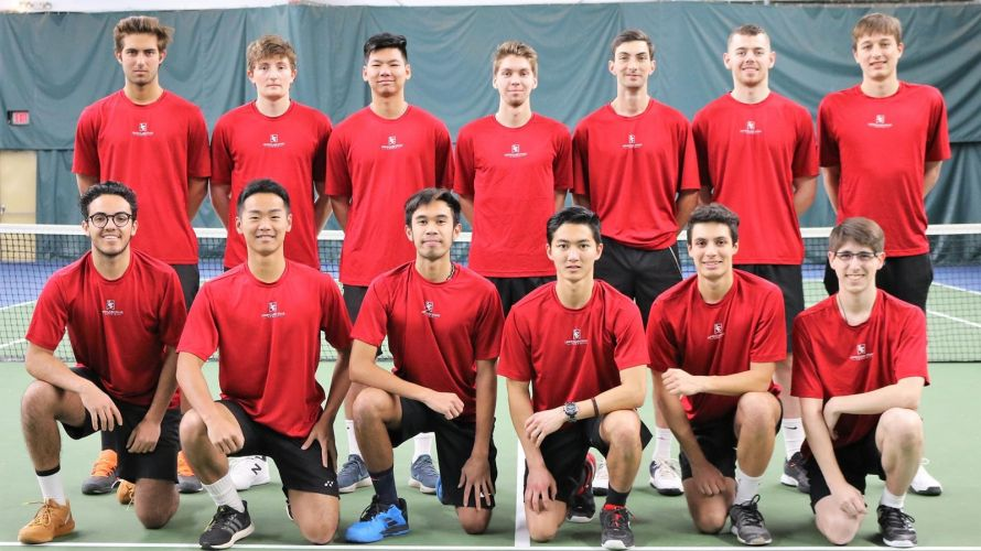 Lewis Clark State College Tennis Teams 2018/2019