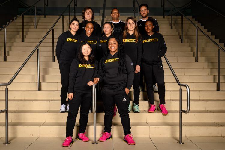 XULA Women's Tennis Team 2018/2019