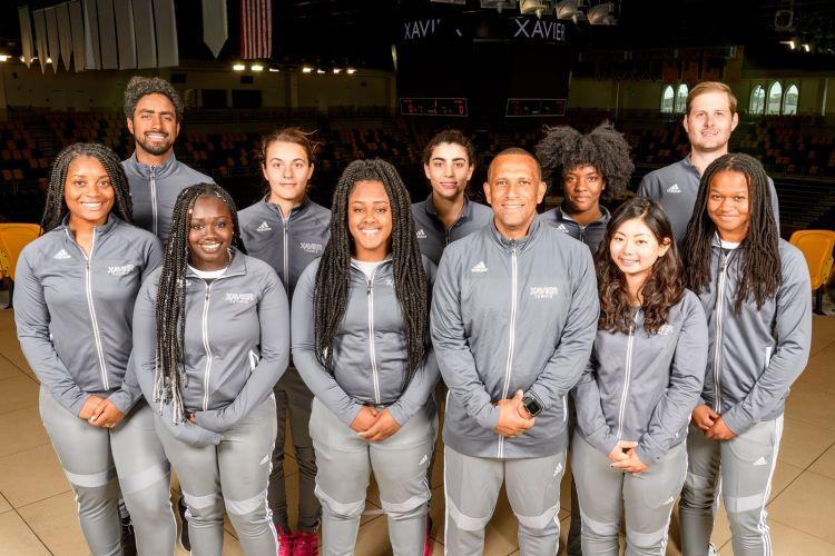 XULA Women's Tennis Team 2019/2020