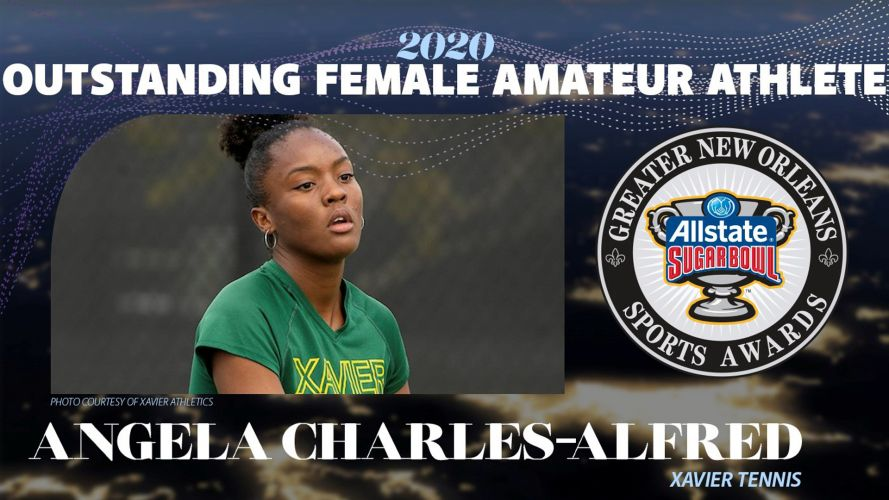 2020 Outstanding Female Amateur Athlete