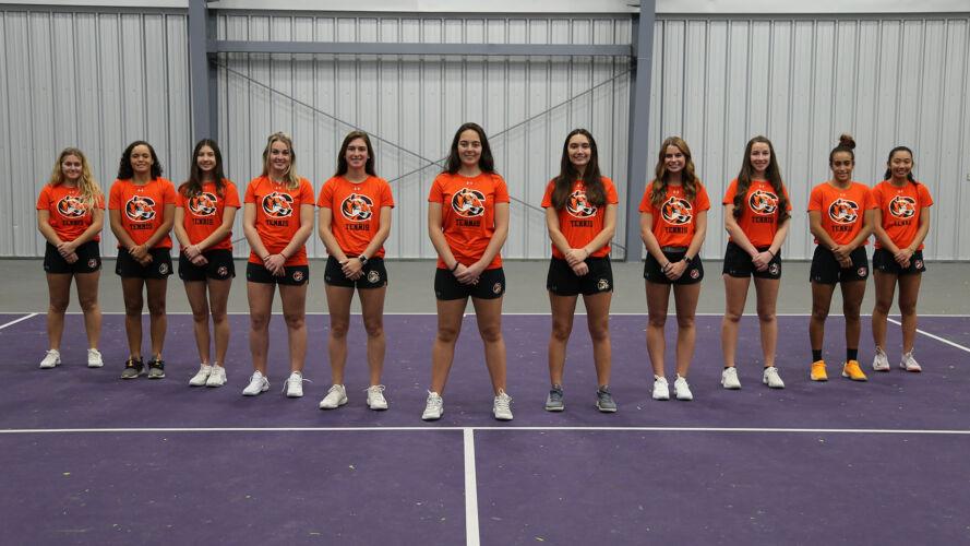 Cowley College Women's Tennis 2020-2021