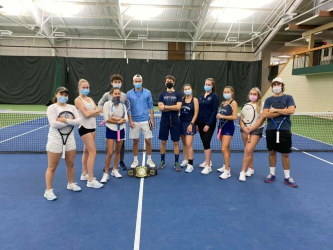 Northwood University Tennis Team 2020/2021