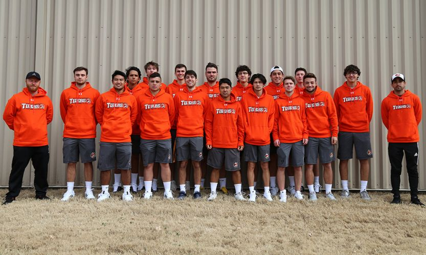 Cowley College Men's Tennis Team 2018-2019