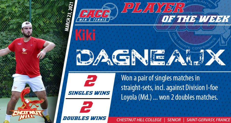 CCAC Player of the Week