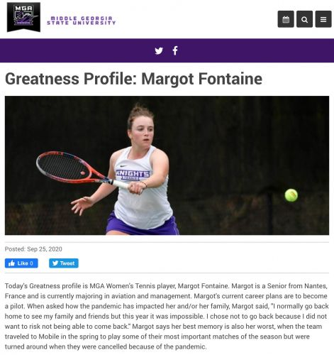 Greatness Profile: Margot Fontaine