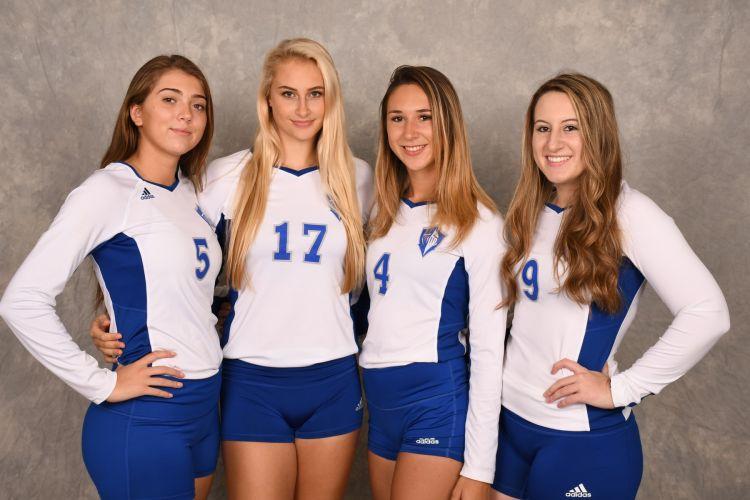 Lynn University Women's Volleyball Team 2018-2019