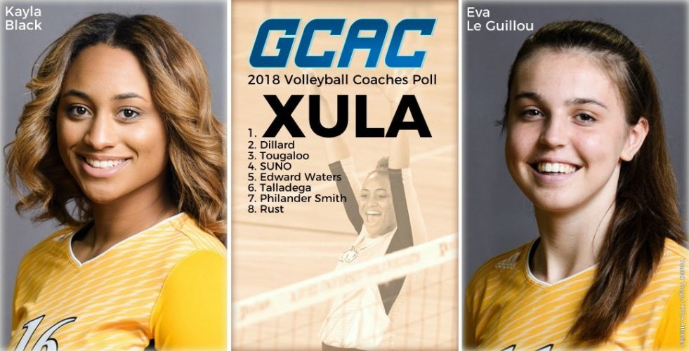 2018 All-GCAC Team