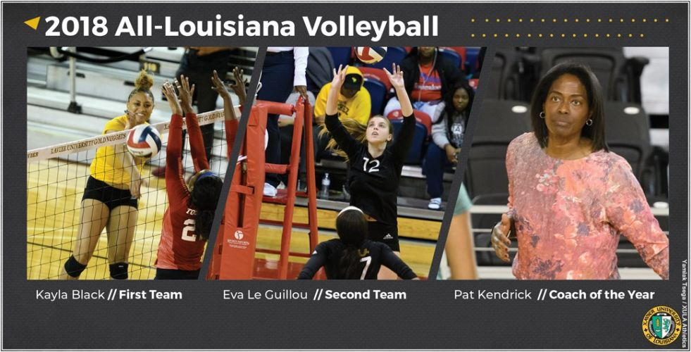 2018 All-Louisiana Volleyball