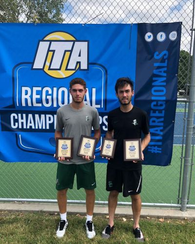 2018 ITA Cup Doubles Champions
