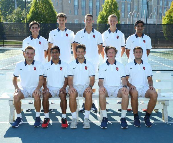 SJU Men's Tennis Team 2019-2020