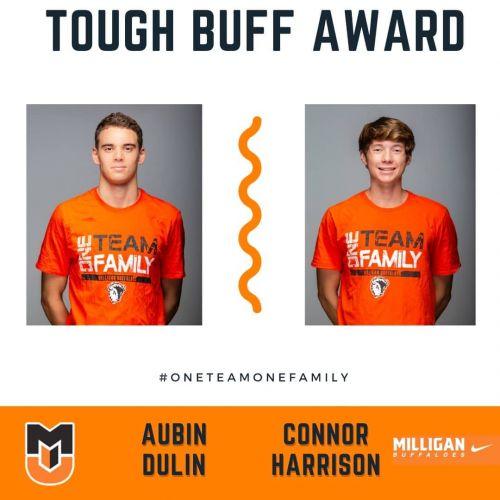 2021 Milligan University Tough Buff Award