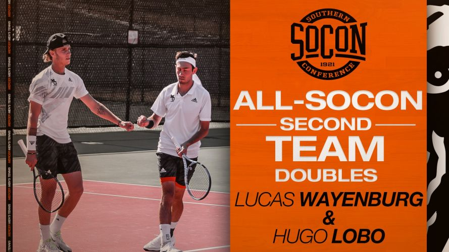 2021 All-SoCon Second Team Doubles